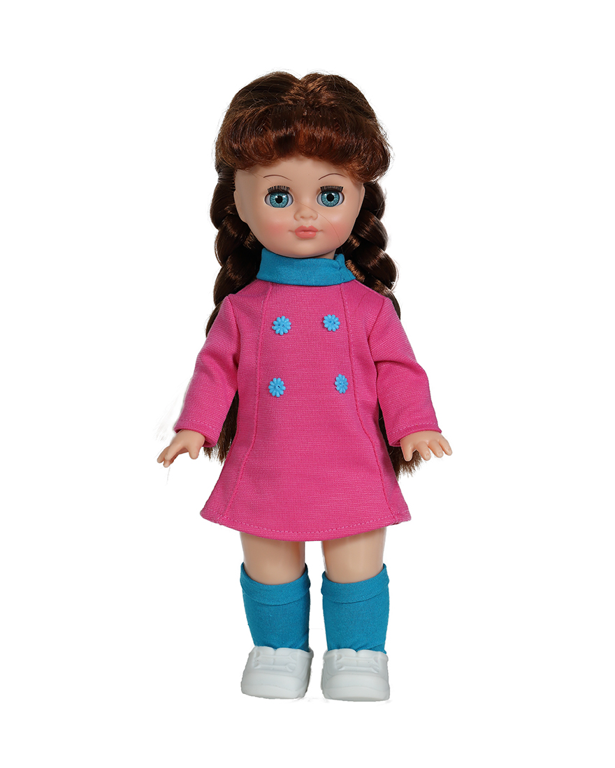 Кукла Христина 1, звукРусские куклы фабрики Весна<br>Кукла Христина 1, звук<br>