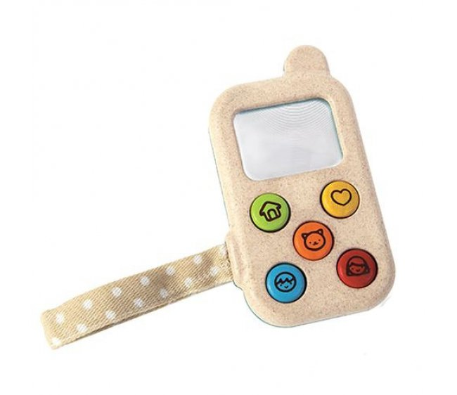 Купить Игрушка телефон, Plan Toys