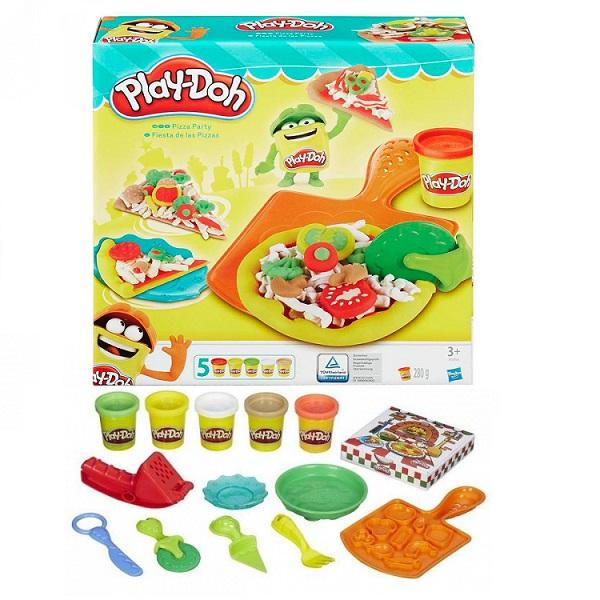 Игровой набор из серии Play-Doh – Пицца