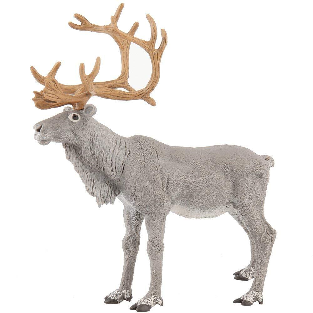 Купить Фигурка - Северный олень, размер 15 х 7 х 9 см., Papo