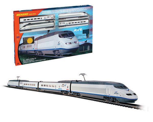 Железная дорога Mehano «AVE»Детская железная дорога<br><br>