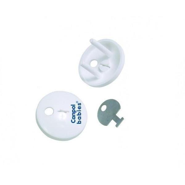 Заглушки для розетки, 4 штукиБезопасность ребенка<br>Заглушки для розетки, 4 штуки<br>