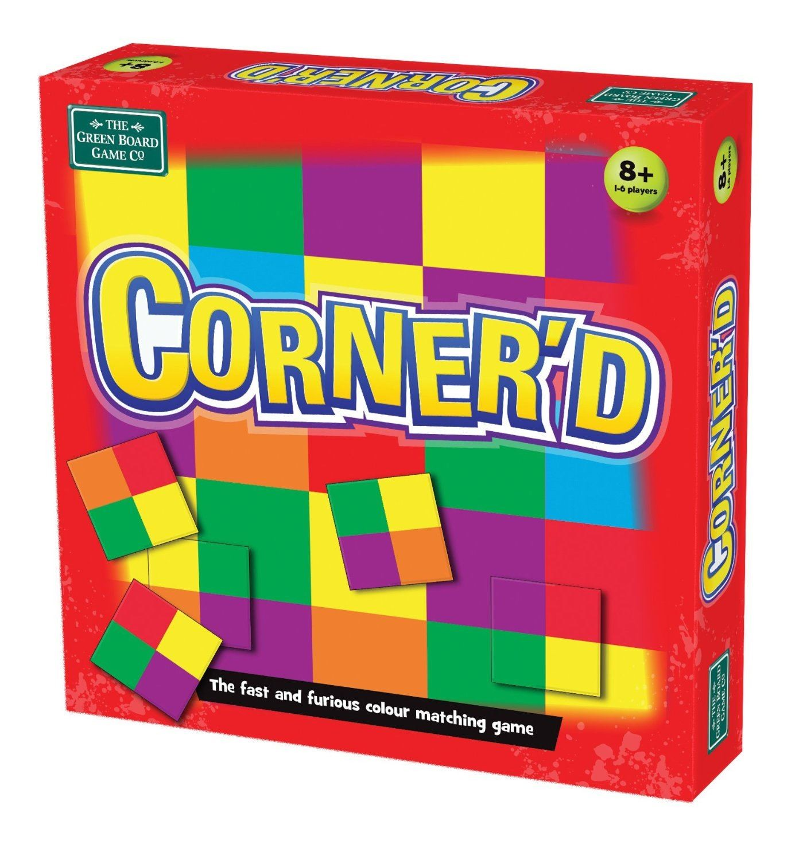 Игра настольная КорнердРазвивающие<br>Игра настольная Корнерд<br>