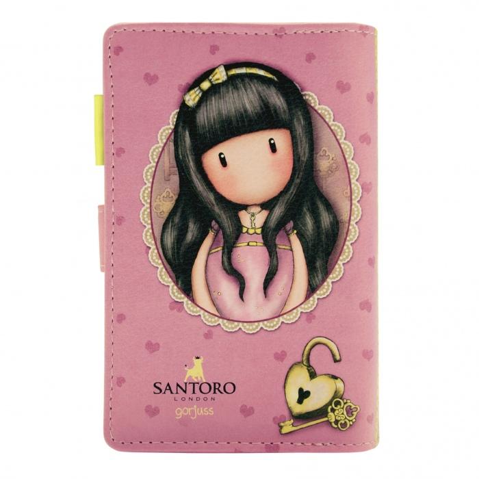 Купить Маленький кошелек - The Secret из серии Gorjuss, Santoro London