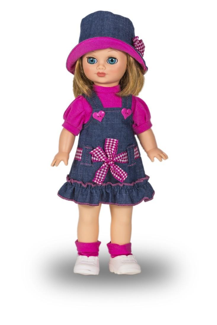 Кукла Маргарита 11 со звуковым устройством, 40 см.Русские куклы фабрики Весна<br>Кукла Маргарита 11 со звуковым устройством, 40 см.<br>