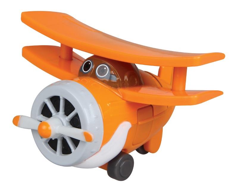 Металлическая фигурка Супер Крылья – Альберт - Супер Крылья (Super Wings), артикул: 158902