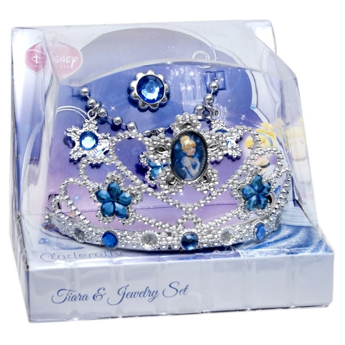 Подарочный набор из 3-х украшений ЗолушкаЮная модница, салон красоты<br>Подарочный набор из 3-х украшений Золушка<br>