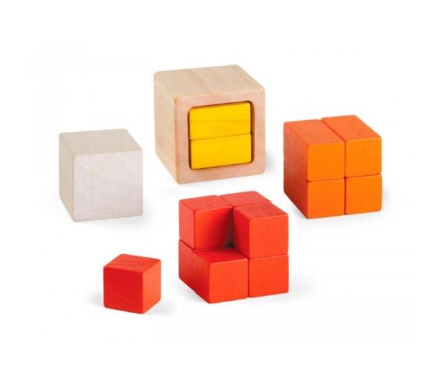 Развивающая игрушка Кубики – ДробиКубики<br><br>