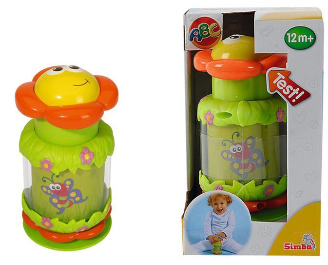 Цветочек-волчокРазвивающие игрушки Simba Baby<br>Цветочек-волчок<br>