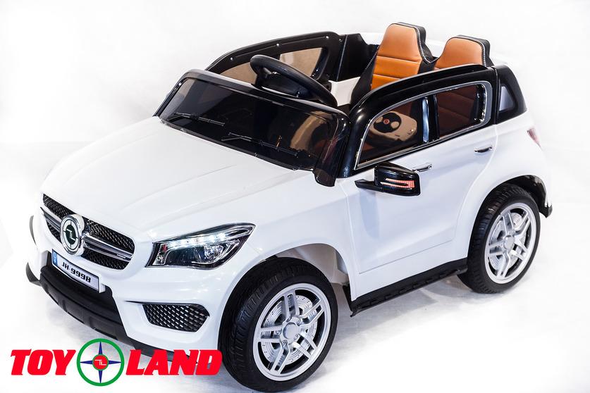 Электромобиль BMW MB белыйЭлектромобили, детские машины на аккумуляторе<br>Электромобиль BMW MB белый<br>
