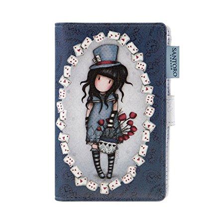 Купить Маленький кошелек из серии Gorjuss - The Hatter, Santoro London