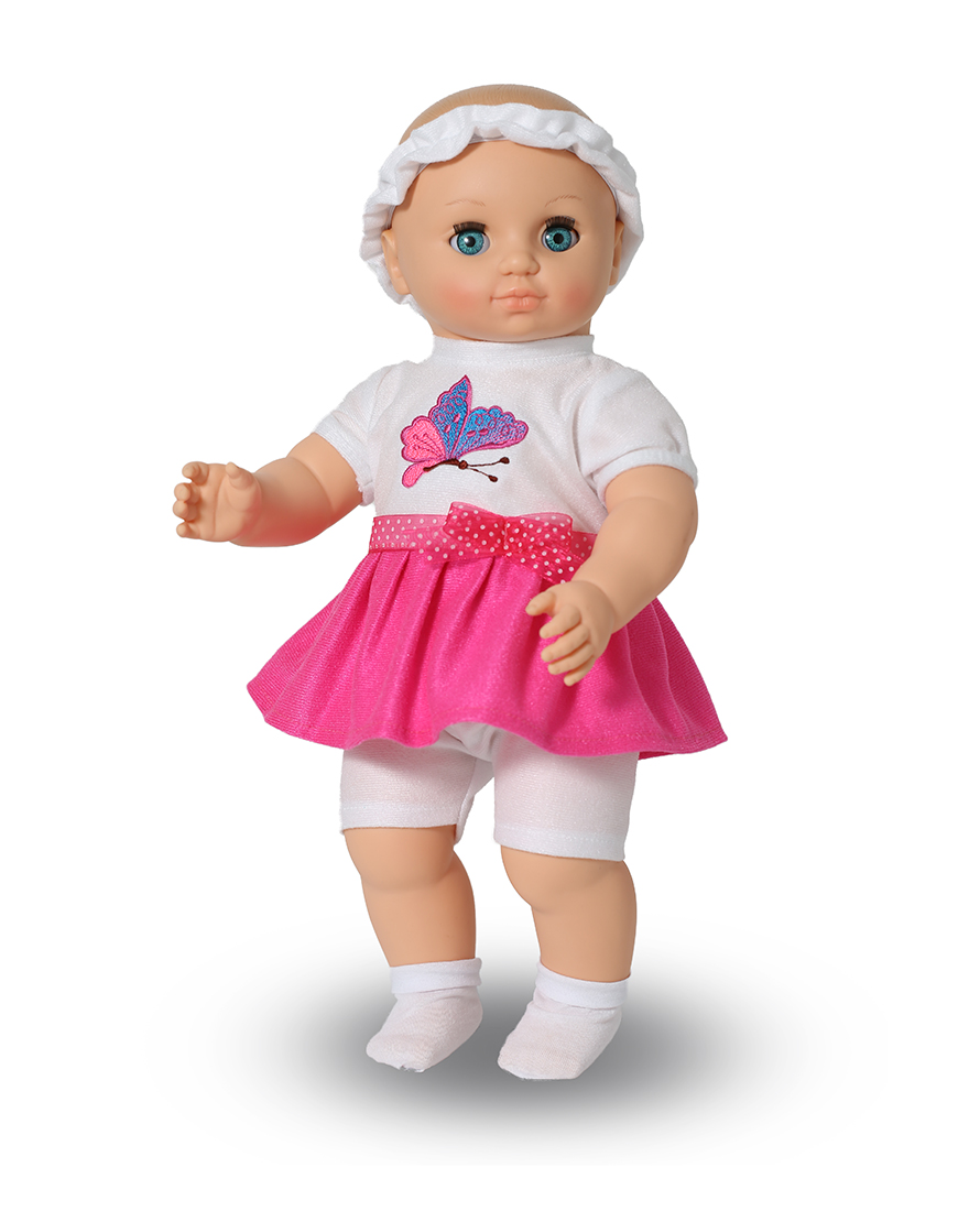 Кукла – Пупс 10, 42 смРусские куклы фабрики Весна<br>Кукла – Пупс 10, 42 см<br>