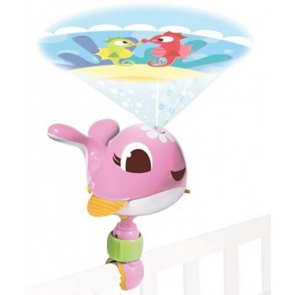 Игрушка-проектор Коди, розовая - Музыкальные ночники и проекторы, артикул: 169005