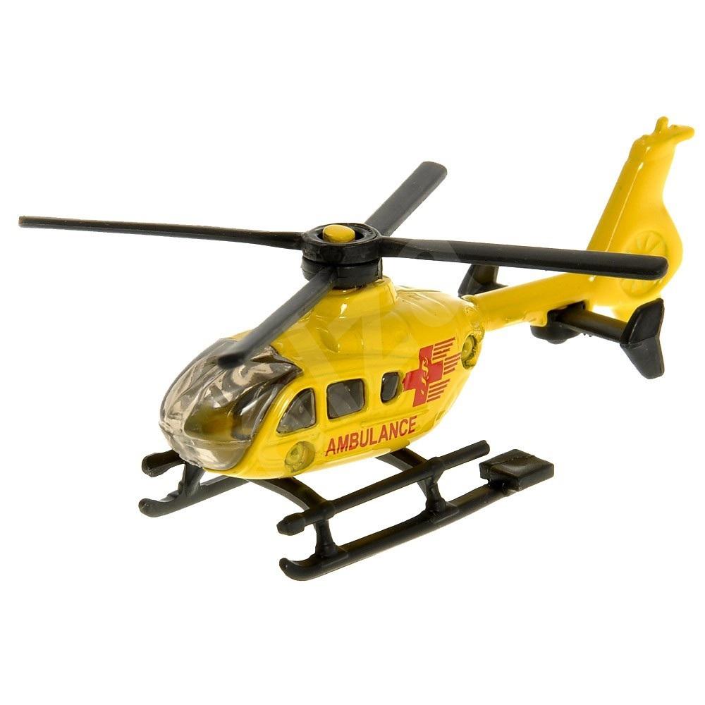 Купить Металлическая модель – Вертолет, Siku
