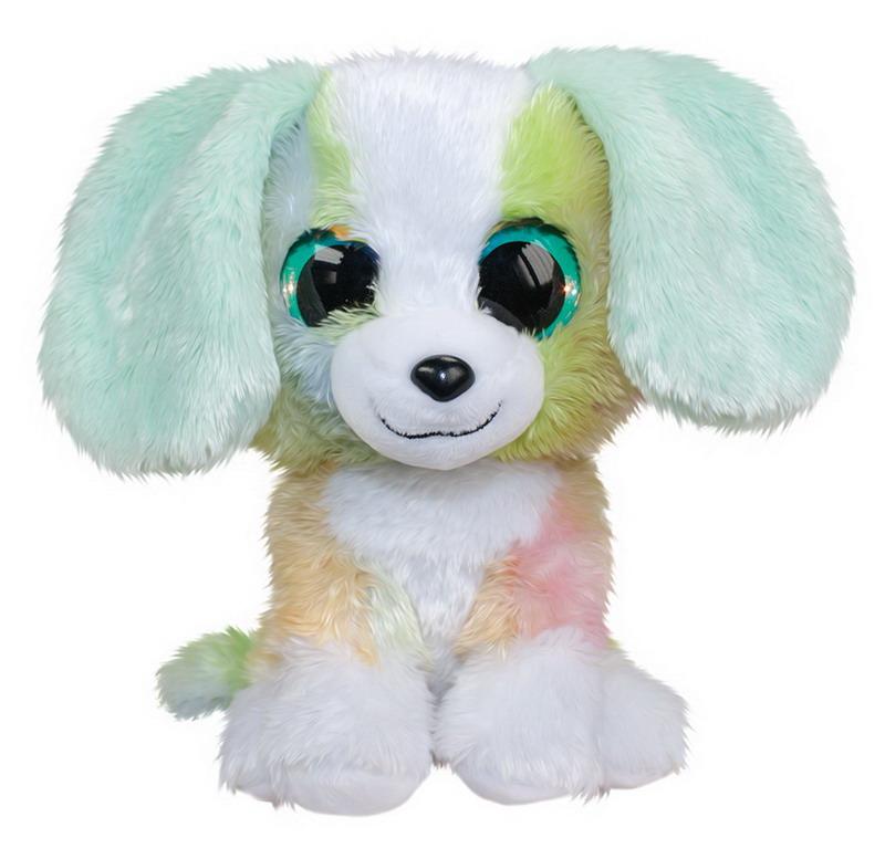 Мягкая игрушка - Щенок Spotty, цветной, 15 см
