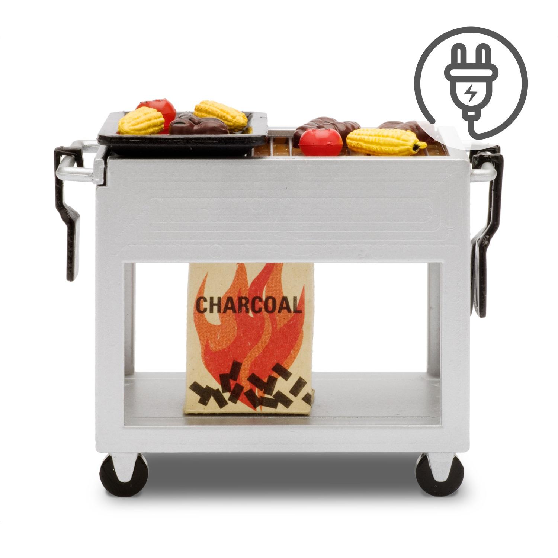 Игровой набор для домика Стокгольм - Набор для барбекю
