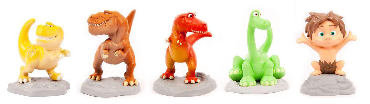 Капсула с фигуркой - Хороший динозавр, высотой 75 ммХороший динозавр<br>Капсула с фигуркой - Хороший динозавр, высотой 75 мм<br>