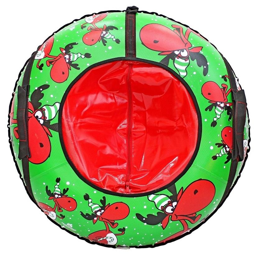Санки надувные ™RT - Веселый олень, диаметр 83 см