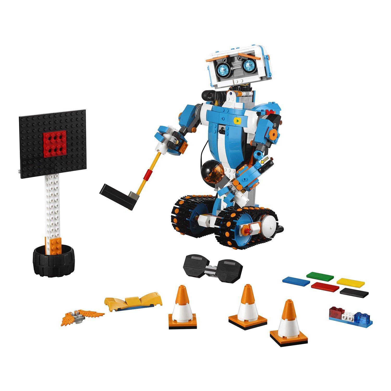 Конструктор Lego Boost - Набор для конструирования и программирования фото