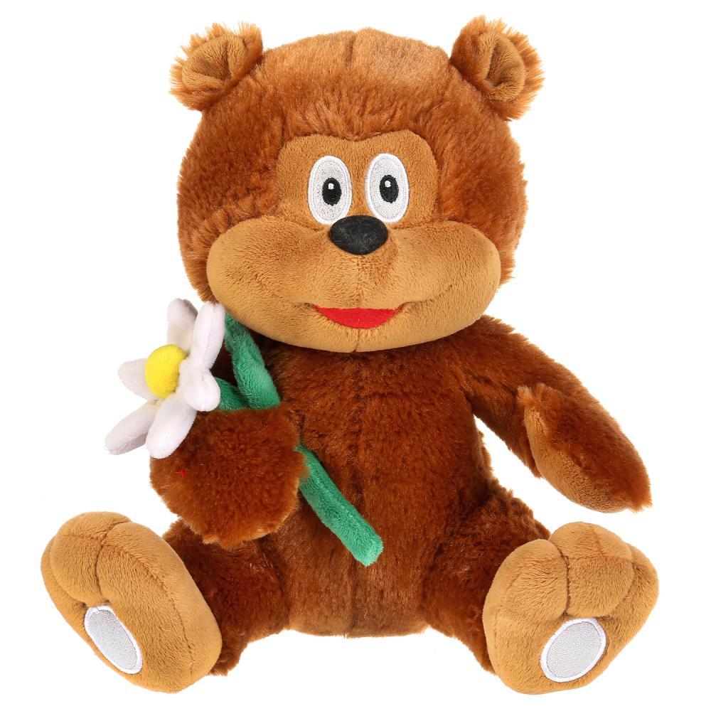 Купить Мягкая игрушка – Медвежонок Трям, здравствуйте! 23 см, Мульти-Пульти