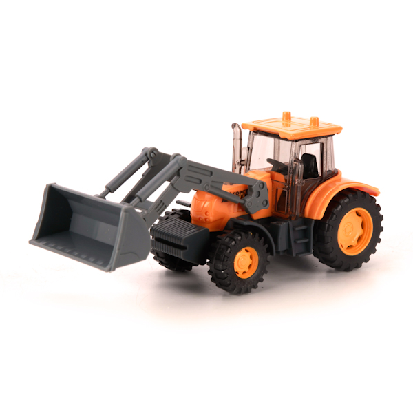 Металлический экскаватор тракторБетономешалки, строительная техника<br>Металлический экскаватор трактор<br>