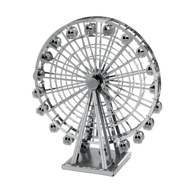 Железные поделки - Колесо обозренияМеталлические конструкторы<br>Железные поделки - Колесо обозрения<br>