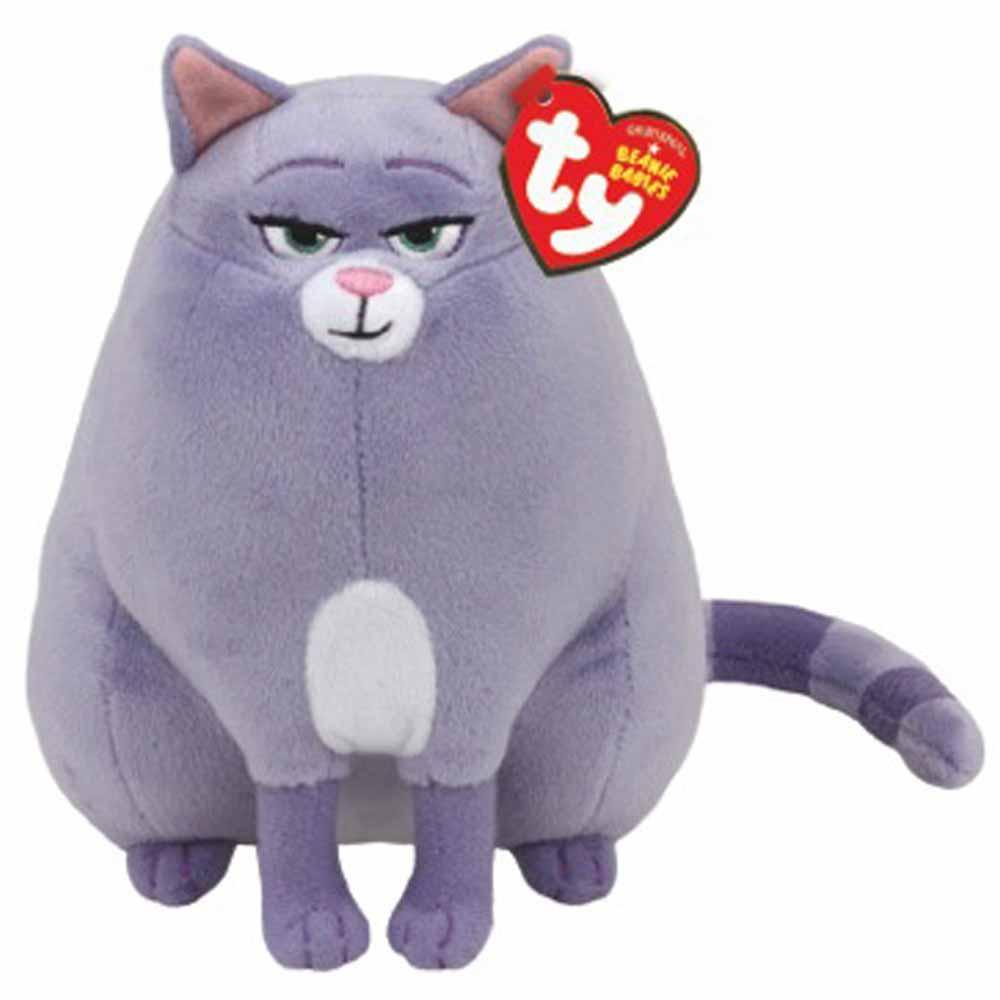 Мягкая игрушка - Тайная жизнь домашних животных - кошка ХлояКоты<br>Мягкая игрушка - Тайная жизнь домашних животных - кошка Хлоя<br>