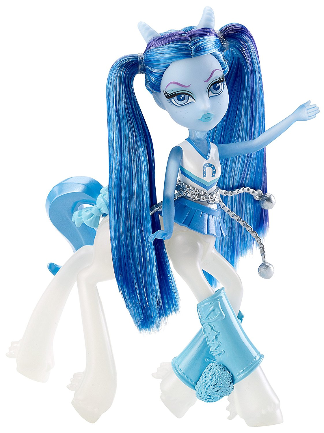 Кукла-кентавр Monster High Fright-Mares - Skyra BouncegaitКуклы Ever After High и Monster High<br>Кукла-кентавр Monster High Fright-Mares - Skyra Bouncegait<br>