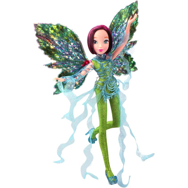 Кукла из серии Wow Дримикс – ТехнаКуклы Винкс (Winx)<br>Кукла из серии Wow Дримикс – Техна<br>