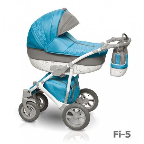 Детская коляска Camarelo Figaro 2 в 1, цвет - Fi_5Детские коляски 2 в 1<br>Детская коляска Camarelo Figaro 2 в 1, цвет - Fi_5<br>