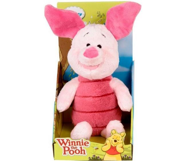Мягкая игрушка Хрюня, 35 смМягкие игрушки Disney<br>Мягкая игрушка Хрюня, 35 см<br>