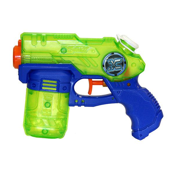 Водный бластер X-Shot - Проливной дождьВодяные пистолеты<br>Водный бластер X-Shot - Проливной дождь<br>