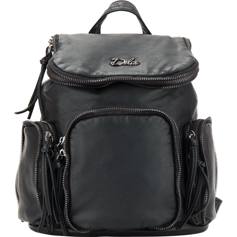 Рюкзак из PU кожи 2003 Dolce-1Школьные рюкзаки<br>Рюкзак из PU кожи 2003 Dolce-1<br>