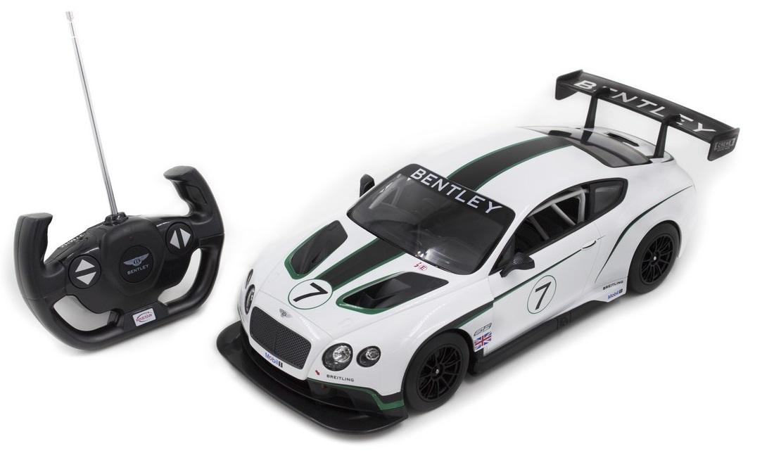 Радиоуправляемая машина BentleyContinentalGT3, Rastar - купить со скидкой
