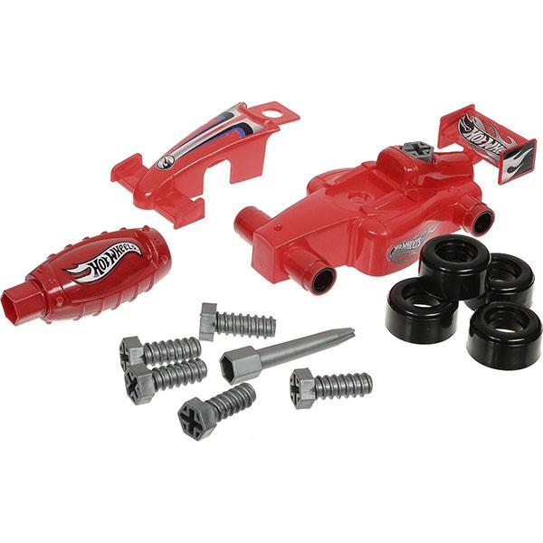 Игровой набор юного механика Hot Wheels в чемоданеДетские мастерские, инструменты<br>Игровой набор юного механика Hot Wheels в чемодане<br>