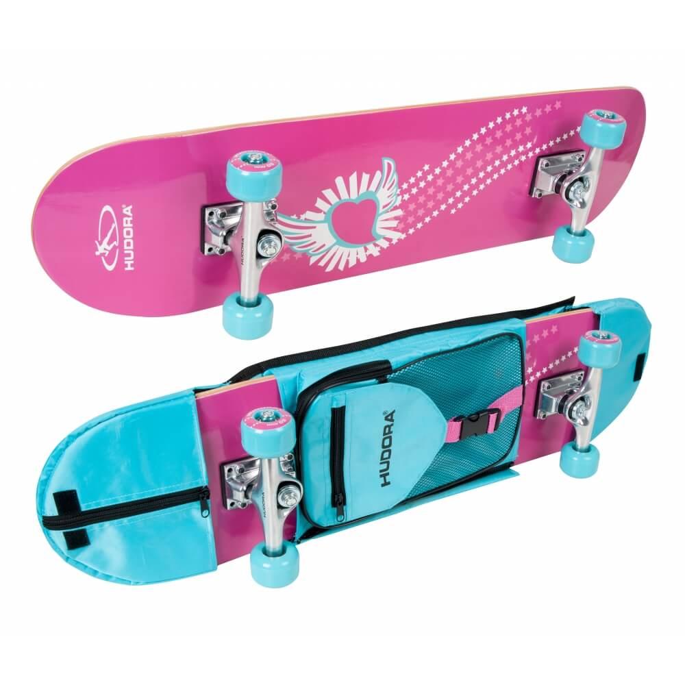 Скейтборд Hudora Skateboard Skate Wonders Rucksack  - купить со скидкой