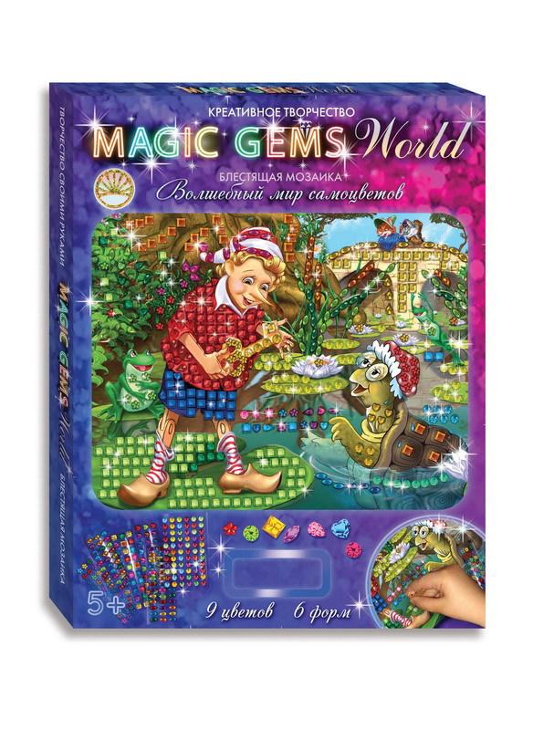 Мозаика  Magic Gems Буратино по цене 283