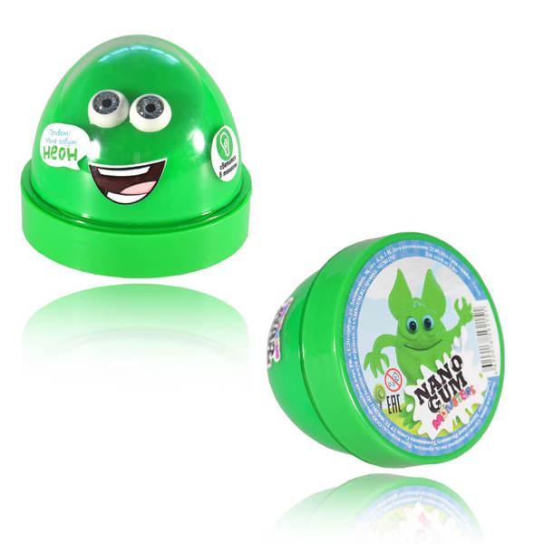 Жвачка для рук Nano gum – Неон, 50 граммЖвачка для рук<br>Жвачка для рук Nano gum – Неон, 50 грамм<br>