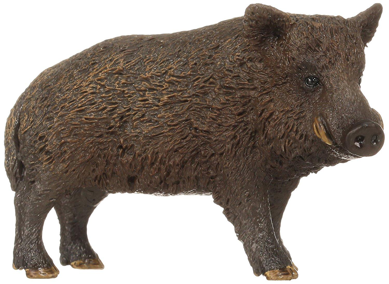 Фигурка – Кабан, 7,3 смДикая природа (Wildlife)<br>Фигурка – Кабан, 7,3 см<br>