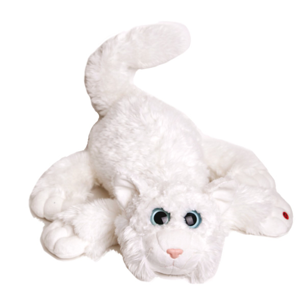 Мягкая игрушка котик Шалунишка, 35см - Коты, артикул: 81879