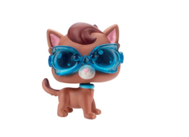 Littlest Pet Shop. Коллекционная фигурка - Куница-рыболовLittlest Pet Shop – Маленький зоомагазин<br>Littlest Pet Shop. Коллекционная фигурка - Куница-рыболов<br>
