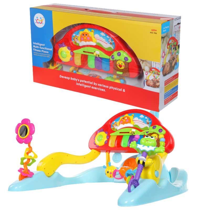 Пианино - Интерактив для малышей, артикул: 166457