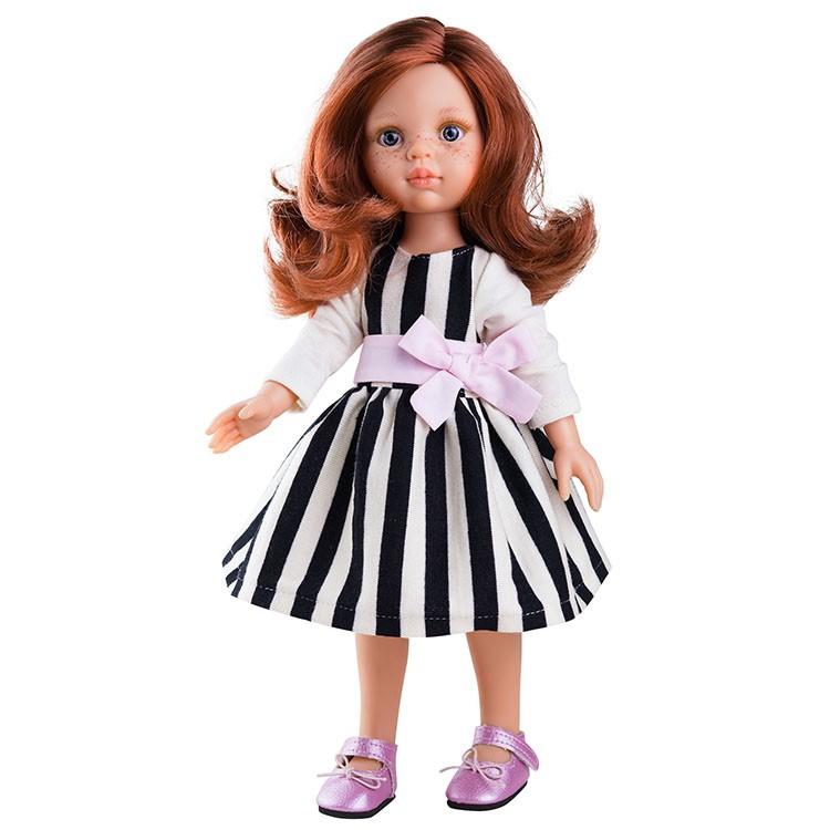 Кукла Кристи, 32 см.Испанские куклы Paola Reina (Паола Рейна)<br>Кукла Кристи, 32 см.<br>