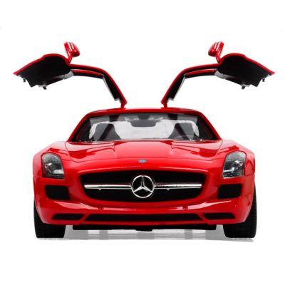 Rastar Mercedes-Benz SLS на радиоуправлении, масштаб 1:14Машины на р/у<br>Rastar Mercedes-Benz SLS на радиоуправлении, масштаб 1:14<br>