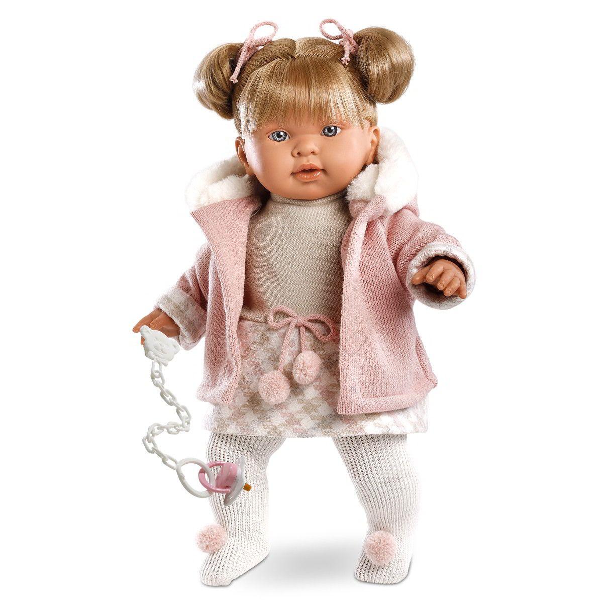 Купить Кукла Джулия, 42 см, Llorens Juan