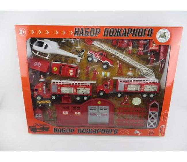 Купить Игровой набор - Пожарные, TM