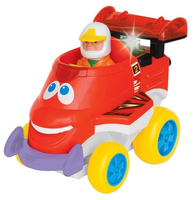 Развивающая игрушка «Забавный автомобильчик»Развивающие игрушки KIDDIELAND<br>Развивающая игрушка «Забавный автомобильчик»<br>