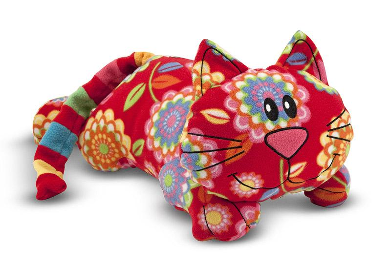 Мягкая игрушка «Кот Тоби»Коты<br>Мягкая игрушка «Кот Тоби»<br>