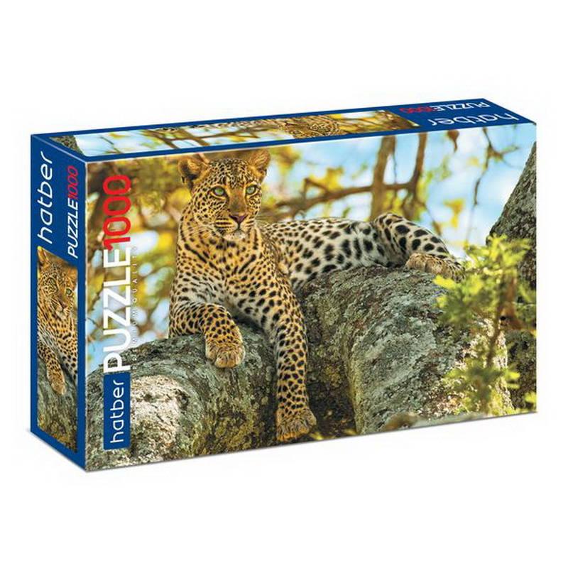 Пазл Premium 1000 элементов – Леопард
