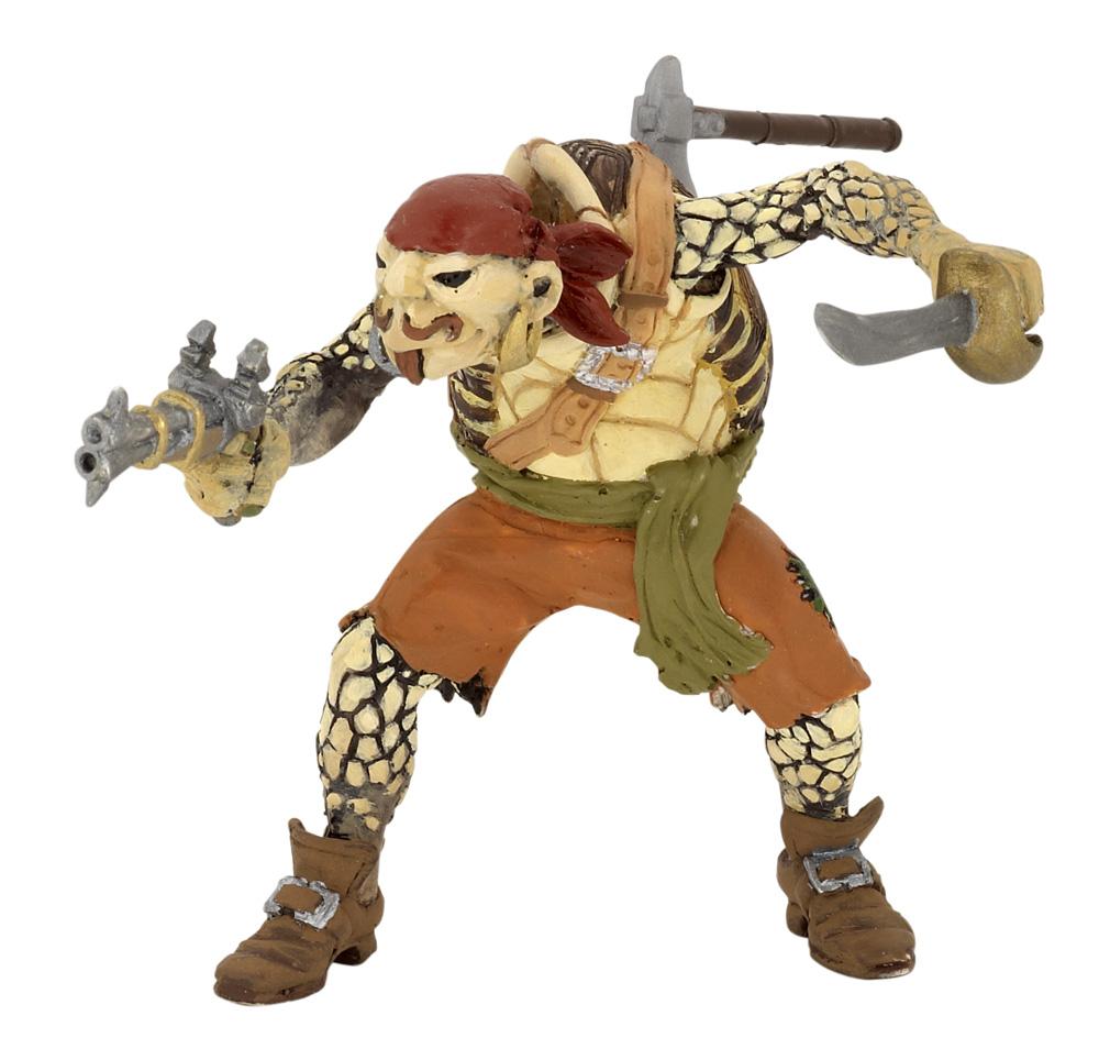 Фигурка Пират-черепаха мутантФигурки Papo<br>Фигурка Пират-черепаха мутант<br>